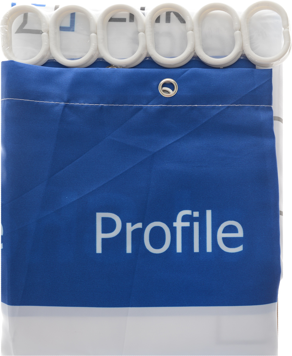 Штора для ванной Эврика Социальная сеть, 180 х 180 см41619Штора для ванной Эврика Социальная сеть изготовлена из прочного, водоотталкивающего полиэстера и дополнена прозрачным окошком из ПВХ. Изделие имеет оригинальный дизайн в виде страницы профиля в социальной сети. Отличный подарок для людей, не обделенных чувством юмора. В комплект входят пластиковые петли для крепления на карнизе. Стильные, забавные, выполненные из качественного водонепроницаемого материала занавески для душа или ванной комнаты с веселыми картинками сделают простую гигиеническую процедуру гораздо более интригующей.