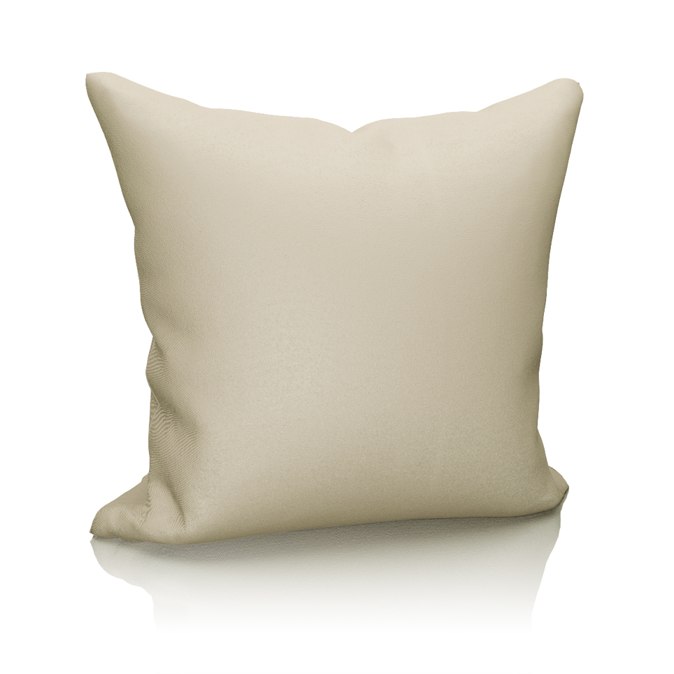 Подушка декоративная KauffOrt Ночь, цвет: светло-бежевый, 40 х 40 смSVC-300Декоративная подушка Ночь прекрасно дополнит интерьер спальни или гостиной. Чехол подушки выполнен из прочного полиэстера. Внутри находится мягкий наполнитель. Чехол легко снимается благодаря потайной молнии.Красивая подушка создаст атмосферу уюта и комфорта в спальне и станет прекрасным элементом декора.