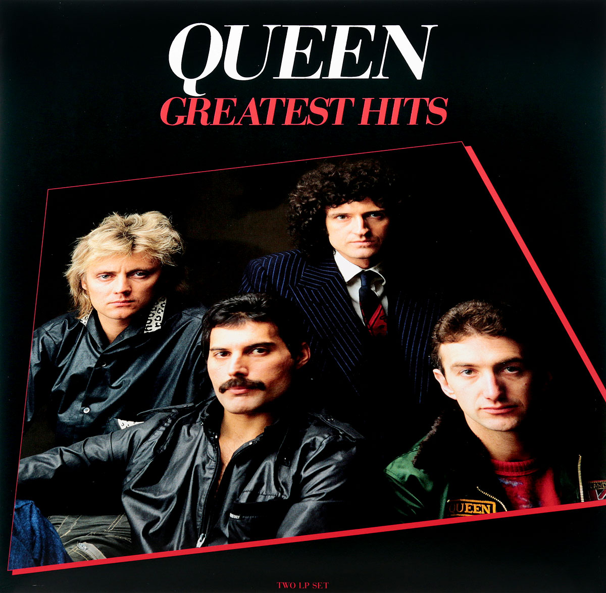 Queen Queen. Greatest Hits (2 LP) hoche productions