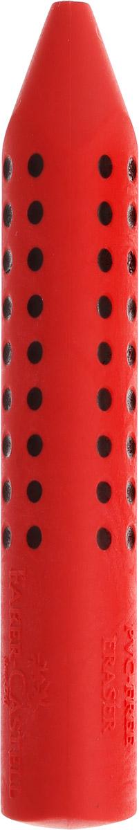 Faber-Castell Ластик Grip 2001 цвет красный72523WDЛастик Faber-Castell Grip 2001 станет незаменимым аксессуаром на рабочем столе не только школьника или студента, но и офисного работника.Аккуратный ластик эргономичной формы не оставляет грязных разводов. Кроме того высококачественный ластик не повреждает бумагу даже при многократном стирании.