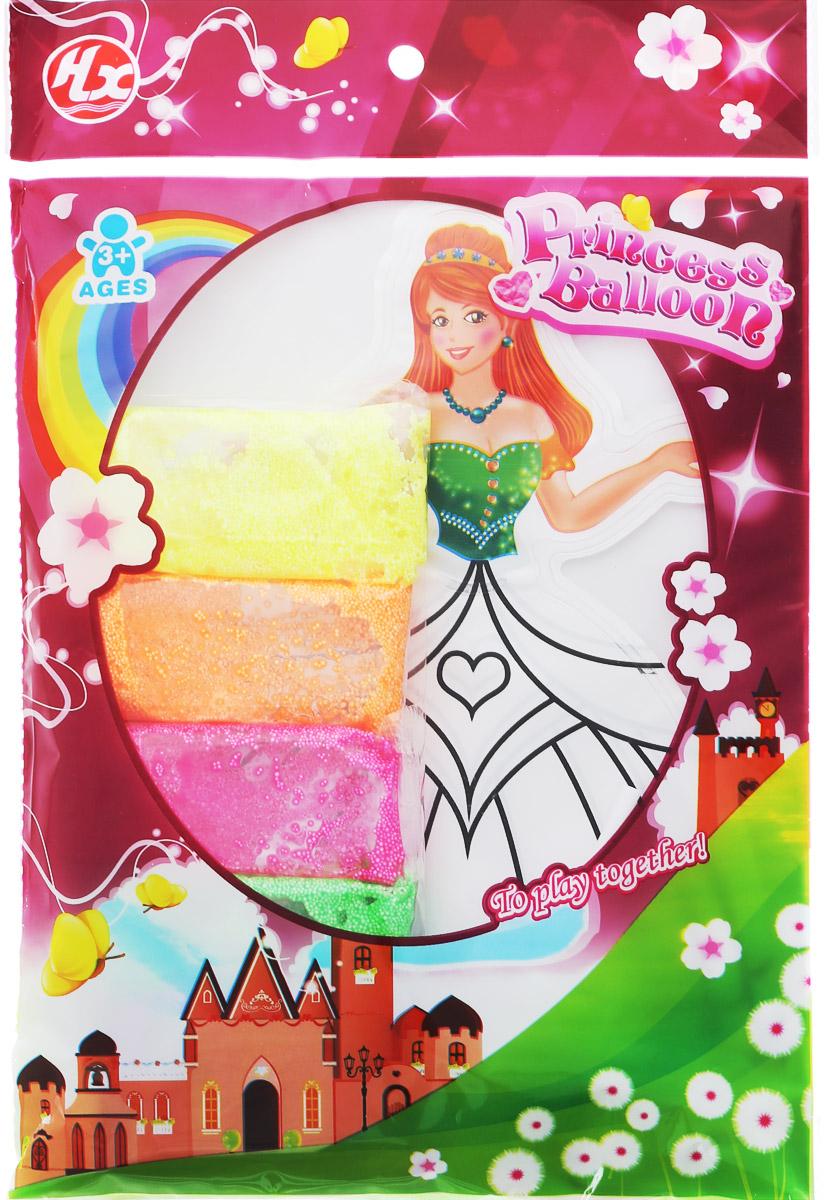Bradex Раскраска надувная Принцесса Катя
