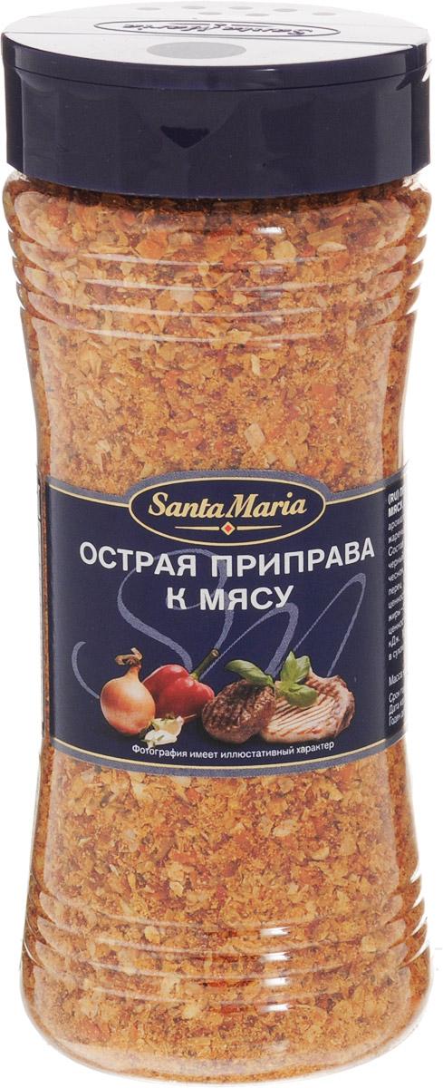 Santa Maria Острая приправа к мясу, 250 г0120710Приправа Santa Maria обладает острым вкусом и пряным ароматом. Прекрасно сочетается с жареным и тушеным мясом, овощами.Уважаемые клиенты! Обращаем ваше внимание, что полный перечень состава продукта представлен на дополнительном изображении.