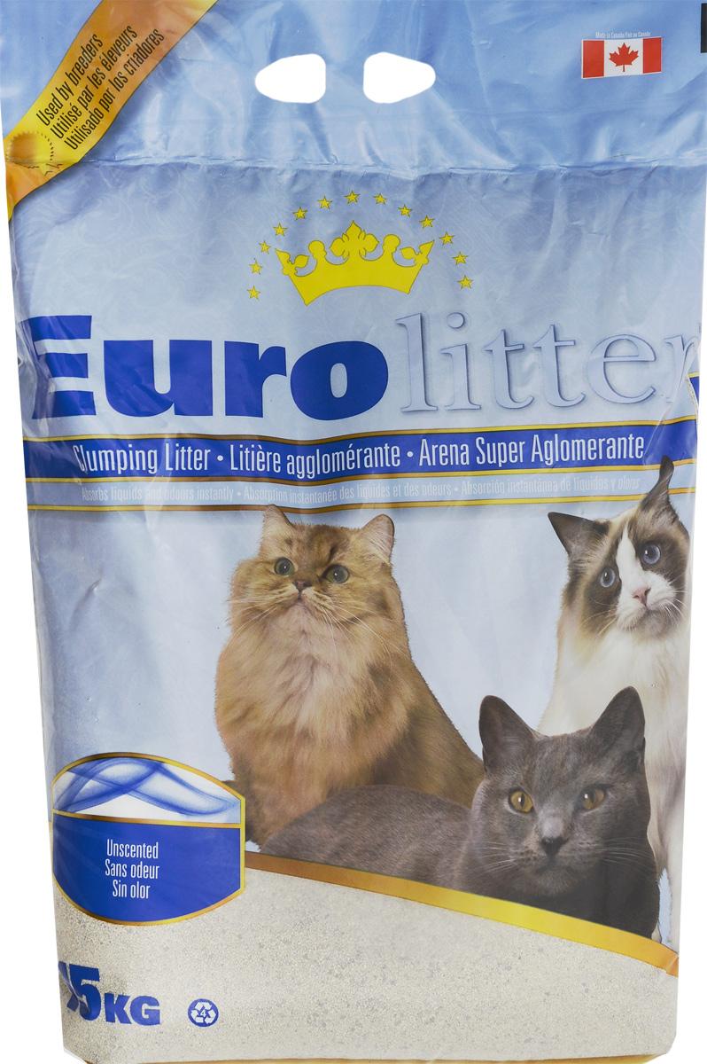 Наполнитель для кошачьих туалетов Eurolitter Контроль запаха, комкующийся, без пыли, без запаха, 15 кг0120710Eurolitter Контроль запаха - это высококачественный канадский комкующийся наполнитель без пыли. Он сделан на основе высококачественной натриевой бентонитовой глины. Структура гранул обладает исключительной способностью моментально образовывать плотный комок при попадании на продукт фекалий животного. Наполнитель нейтрализует запахи, обеспечивает абсолютный комфорт как кошке, так и владельцу!Товар сертифицирован.