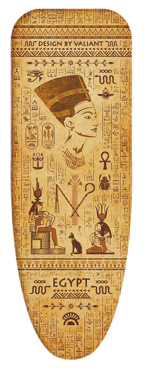 "Чехол для гладильной доски Valiant ""Egypt"", 120 х 45 см"