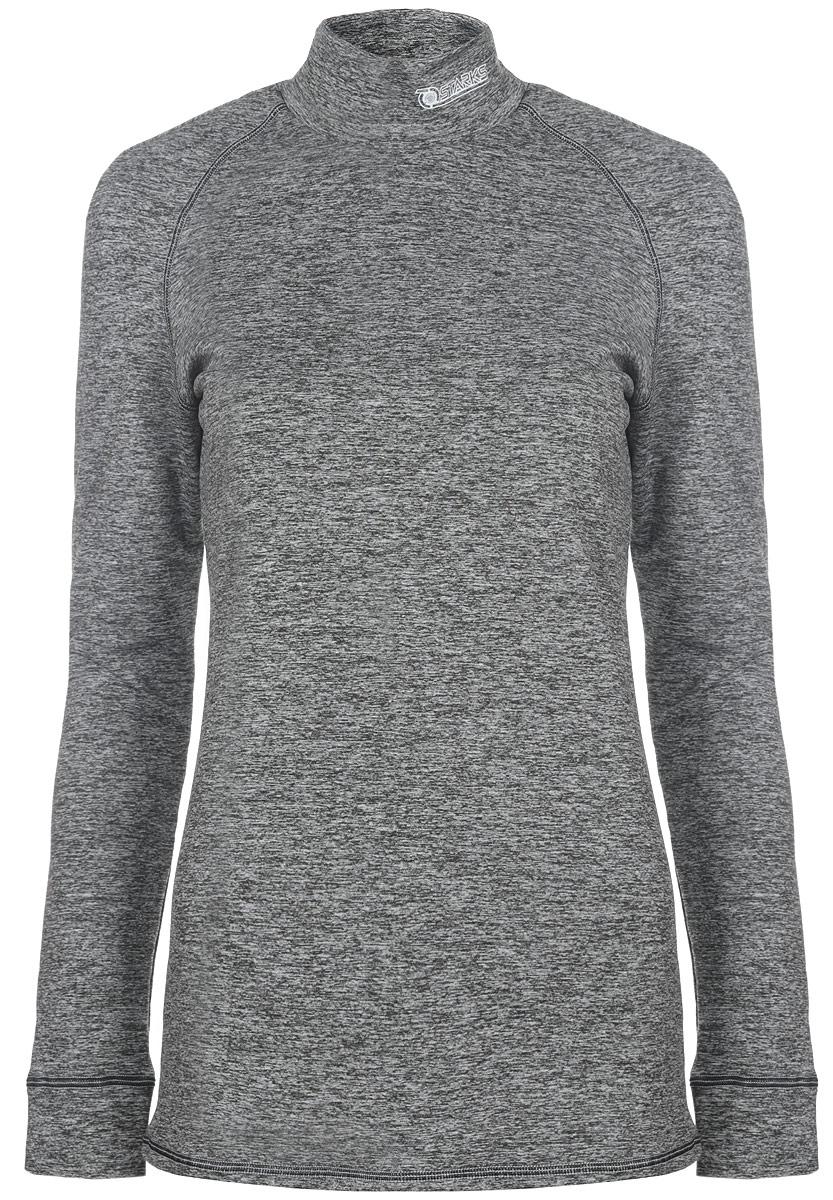 "Термобелье кофта женская Starks ""Warm"", зимняя, цвет: серый. Размер M"