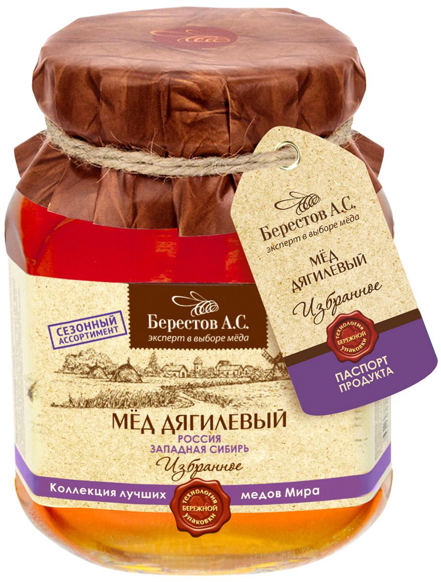 Берестов Мед Дягилевый, 500 г