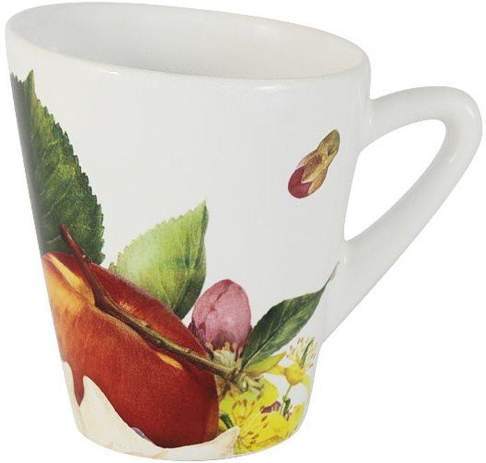 Кружка Ceramiche Viva Фреско, 250 мл115510Кружка Ceramiche Viva Фреско, изготовленная из высококачественной керамики, сочетает в себе элегантный дизайн с максимальной функциональностью. Изделие оформлено ярким изображением и имеет изысканный внешний вид. Такая кружка станет оригинальным подарком для вас и ваших близких.