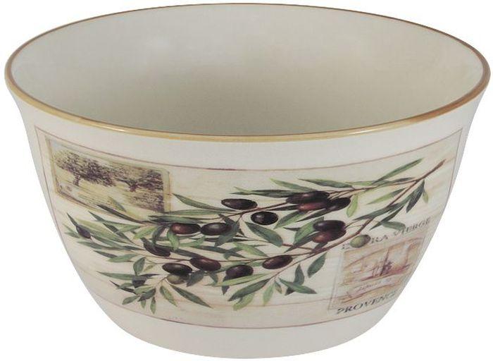 Салатник LF Ceramic Оливки, диаметр 17,5 см115510Салатник LF Ceramic Оливки, изготовленный из высококачественной керамики, прекрасно подойдет для подачи различных блюд: закусок, салатов или фруктов. Такой салатник украсит ваш праздничный или обеденный стол.