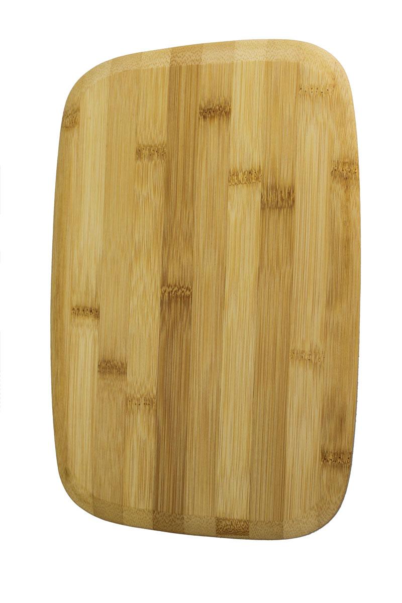 Доска разделочная Vetta Гринвуд, 20 х 30 см. 85113454 009303Разделочная доска Vetta Гринвуд, изготовленная из бамбука, прекрасно подходит для разделки и измельчения всех видов продуктов.