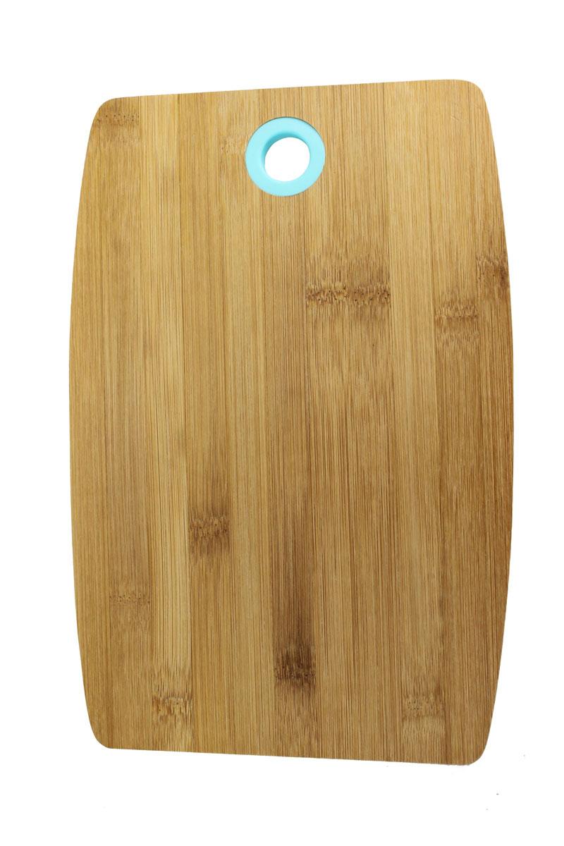 Доска разделочная Vetta, 20 х 30 см54 009303Разделочная доска Vetta, изготовленная из бамбука, прекрасно подходит для разделки и измельчения всех видов продуктов.