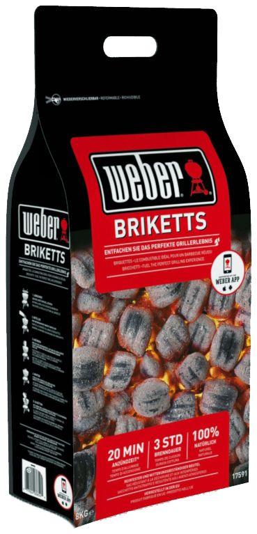 Угольные брикеты Weber, 8 кгCDF-16Уважаемые клиенты!Обращаем ваше внимание на возможные изменения в дизайне упаковки. Качественные характеристики товара остаются неизменными. Поставка осуществляется в зависимости от наличия на складе.