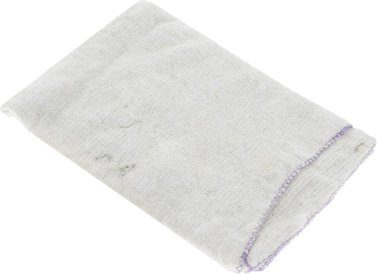 Тряпка для пола Фозет Снежок, 80 х 60 см531-401Тряпка Фозет Снежок предназначена для влажной уборки полов из любых материалов. Высокое содержание хлопка позволяет впитывать большой объем жидкости. Предназначена для многократного использования.