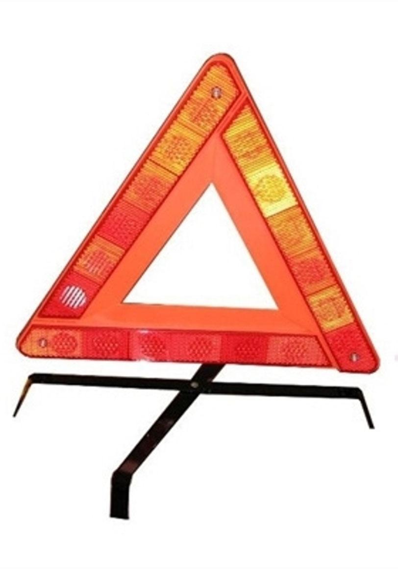 Знак аварийной остановки АнтейKGB GX-5RSЗнак аварийной остановки - необходимая принадлежность, без которой не обходится не один автомобилист.Аварийный знак Антей выполнен из качественного пластика. Устанавливается на раскладные металлические ножки, которые обеспечивают устойчивость знака.