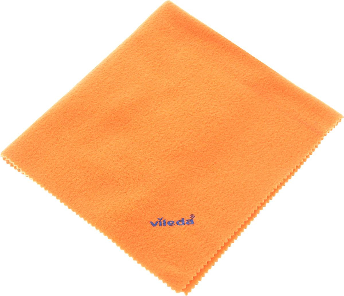 Салфетка для уборки Vileda Soft Dust Cloth, 40 х 30 см531-105Салфетка Vileda Soft Dust Cloth предназначена для сухой уборки помещения от пыли. Благодаря электростатическому эффекту она собирает на 40% больше пыли по сравнению с обычными салфетками. Салфетка очень мягкая и приятная на ощупь.