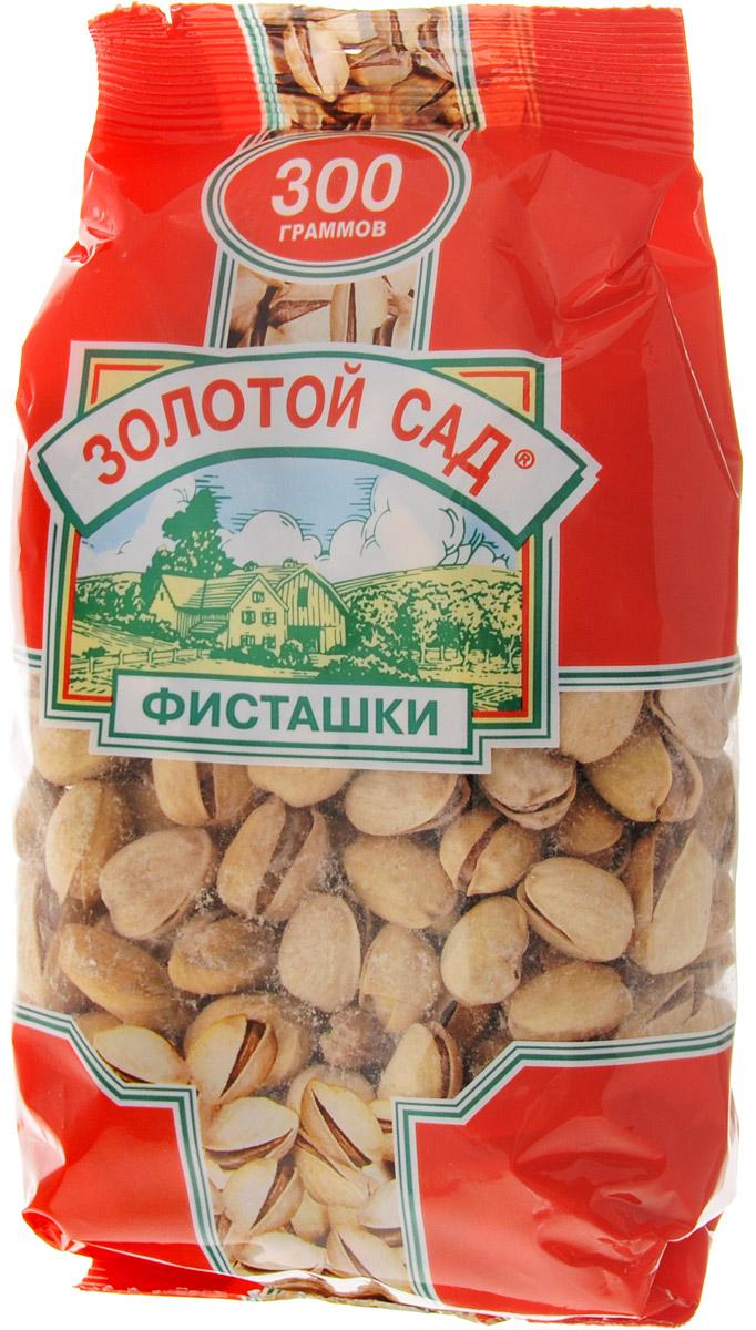 Золотой сад фисташки жареные соленые, 300 г0120710В фисташках, в отличие от других орехов, наиболее рационально сочетаются множество различных полезных витаминов и минеральных веществ.