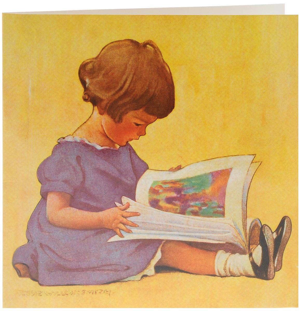 Открытка поздравительная в винтажном стиле №27. Авторская работа844043Оригинальная поздравительная открытка выполнена из плотного картона. На лицевой стороне расположено красочное изображение. Необычная и яркая открытка в винтажном стиле поможет вам выразить чувства и передать теплые поздравления.Такая открытка станет великолепным дополнением к подарку или оригинальным почтовым посланием, которое, несомненно, удивит получателя своим дизайном и подарит приятные воспоминания.