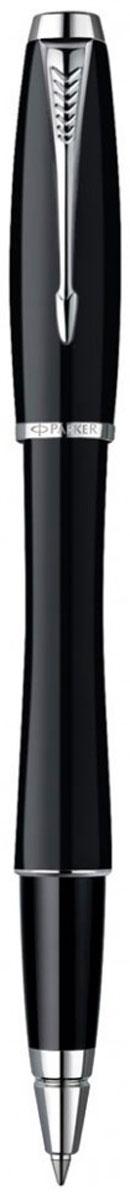 Parker Ручка-роллер Urban London Cab Black CTPARKER-S0850490Ручка-роллер Parker Urban London Cab Black CT - идеальный инструмент для письма. Материал ручки - ювелирная латунь с покрытием лаком черного цвета, в отделке применяется хромирование. В ручке используются стандартные стержни-роллеры Parker, в комплект поставки входит один стержень черного цвета. Данный пишущий инструмент поставляется в фирменной подарочной коробке, что делает его превосходным подарком. В комплекте также идет гарантийный талон с международной гарантией на 2 года.