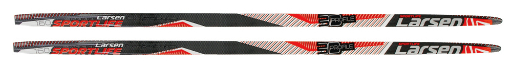 Лыжи беговые Larsen Sport Life Step 200, цвет: черный, красный, белый, рост 200 смASE-611FЛыжи беговые Larsen Sport Life Step 200 - подойдут для начинающих спортсменов, а так же для любителей активного отдыха. Модель выполнена из высококачественных материалов, что позволяет значительно продлить срок службы изделия. Катание на лыжах подарит вам массу удовольствия и позволит с интересом и пользой провести досуг.Характеристики:Лыжи с насечкой. Геометрия: 45/45/45 мм. Скользящая поверхность: WAX. Вес: 1300 г