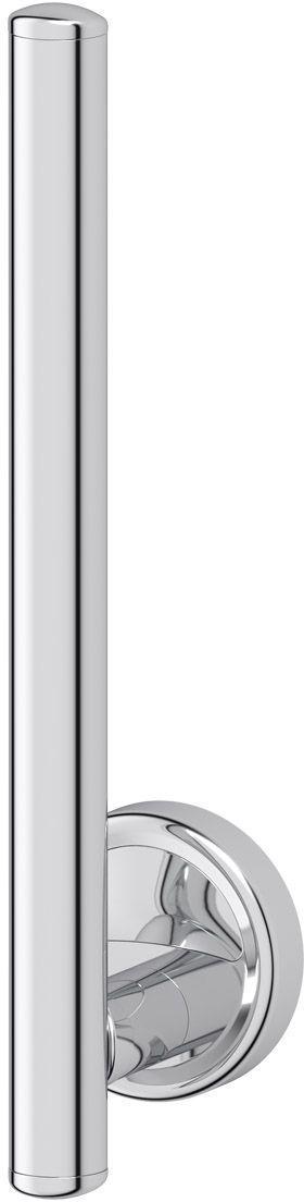 Держатель запасных рулонов туалетной бумаги FBS Ellea, цвет: хром. ELL 0214005176940620Аксессуары торговой марки FBS производятся на заводе ELLUX Gluck s.r.o., имеющем 20-летний опыт работы. Предприятие расположено в Злинском крае, исторически знаменитом своим промышленным потенциалом. Компоненты из всемирно известного богемского хрусталя выгодно дополняют серии аксессуаров. Широкий ассортимент, разнообразие форм, высочайшее качество исполнения и техническое?совершенство продукции отвечают самым высоким требованиям. Продукция FBS представлена на российском рынке уже более 10 лет и за это время успела завоевать заслуженную популярность у покупателей, отдающих предпочтение дорогой и качественной продукции.
