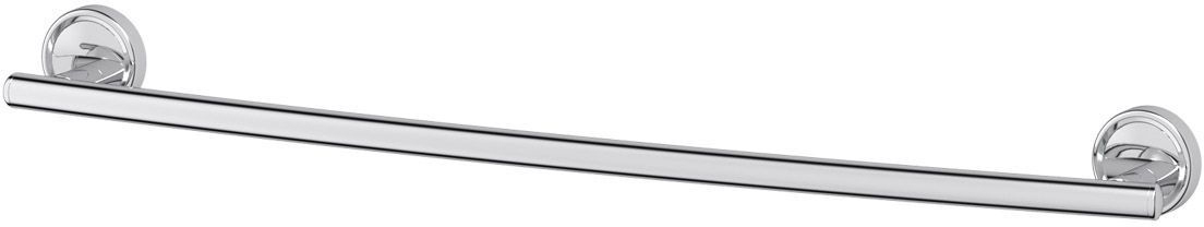 Штанга для полотенца FBS Ellea, 70 см, цвет: хром. ELL 033NOS 007Аксессуары торговой марки FBS производятся на заводе ELLUX Gluck s.r.o., имеющем 20-летний опыт работы. Предприятие расположено в Злинском крае, исторически знаменитом своим промышленным потенциалом. Компоненты из всемирно известного богемского хрусталя выгодно дополняют серии аксессуаров. Широкий ассортимент, разнообразие форм, высочайшее качество исполнения и техническое?совершенство продукции отвечают самым высоким требованиям. Продукция FBS представлена на российском рынке уже более 10 лет и за это время успела завоевать заслуженную популярность у покупателей, отдающих предпочтение дорогой и качественной продукции.