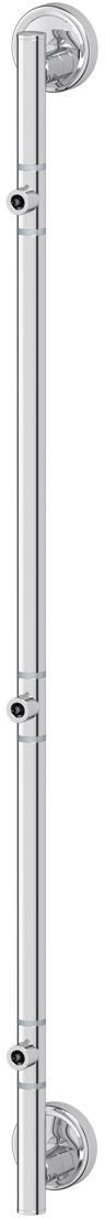 Штанга для полотенца FBS Ellea, для 3-х аксессуаров, 82 см, цвет: хром. ELL 075ELL 047Аксессуары торговой марки FBS производятся на заводе ELLUX Gluck s.r.o., имеющем 20-летний опыт работы. Предприятие расположено в Злинском крае, исторически знаменитом своим промышленным потенциалом. Компоненты из всемирно известного богемского хрусталя выгодно дополняют серии аксессуаров. Широкий ассортимент, разнообразие форм, высочайшее качество исполнения и техническое?совершенство продукции отвечают самым высоким требованиям. Продукция FBS представлена на российском рынке уже более 10 лет и за это время успела завоевать заслуженную популярность у покупателей, отдающих предпочтение дорогой и качественной продукции.