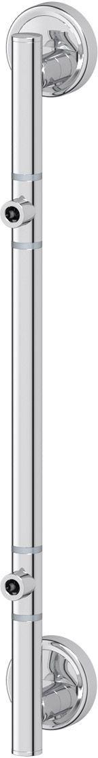 Штанга для полотенца FBS Ellea, для 2-х аксессуаров, 47 см, цвет: хром. ELL 077ELU 007Аксессуары торговой марки FBS производятся на заводе ELLUX Gluck s.r.o., имеющем 20-летний опыт работы. Предприятие расположено в Злинском крае, исторически знаменитом своим промышленным потенциалом. Компоненты из всемирно известного богемского хрусталя выгодно дополняют серии аксессуаров. Широкий ассортимент, разнообразие форм, высочайшее качество исполнения и техническое?совершенство продукции отвечают самым высоким требованиям. Продукция FBS представлена на российском рынке уже более 10 лет и за это время успела завоевать заслуженную популярность у покупателей, отдающих предпочтение дорогой и качественной продукции.