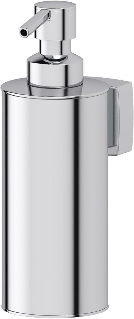 Дозатор жидкого мыла FBS Esperado, цвет: хром. ESP 011875-61Аксессуары торговой марки FBS производятся на заводе ELLUX Gluck s.r.o., имеющем 20-летний опыт работы. Предприятие расположено в Злинском крае, исторически знаменитом своим промышленным потенциалом. Компоненты из всемирно известного богемского хрусталя выгодно дополняют серии аксессуаров. Широкий ассортимент, разнообразие форм, высочайшее качество исполнения и техническое?совершенство продукции отвечают самым высоким требованиям. Продукция FBS представлена на российском рынке уже более 10 лет и за это время успела завоевать заслуженную популярность у покупателей, отдающих предпочтение дорогой и качественной продукции.