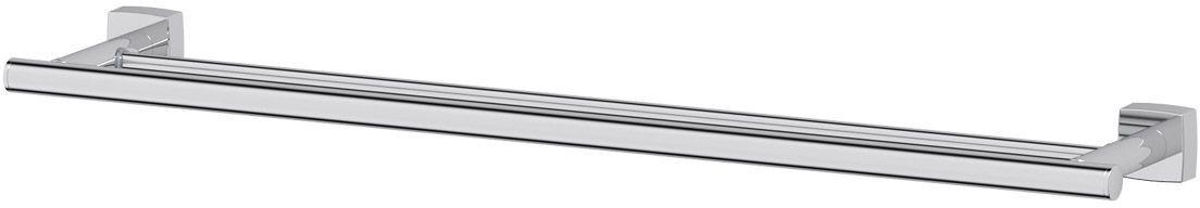 Штанга для полотенца FBS Esperado, двойная, 70 см, цвет: хром. ESP 038IND028rАксессуары торговой марки FBS производятся на заводе ELLUX Gluck s.r.o., имеющем 20-летний опыт работы. Предприятие расположено в Злинском крае, исторически знаменитом своим промышленным потенциалом. Компоненты из всемирно известного богемского хрусталя выгодно дополняют серии аксессуаров. Широкий ассортимент, разнообразие форм, высочайшее качество исполнения и техническое?совершенство продукции отвечают самым высоким требованиям. Продукция FBS представлена на российском рынке уже более 10 лет и за это время успела завоевать заслуженную популярность у покупателей, отдающих предпочтение дорогой и качественной продукции.