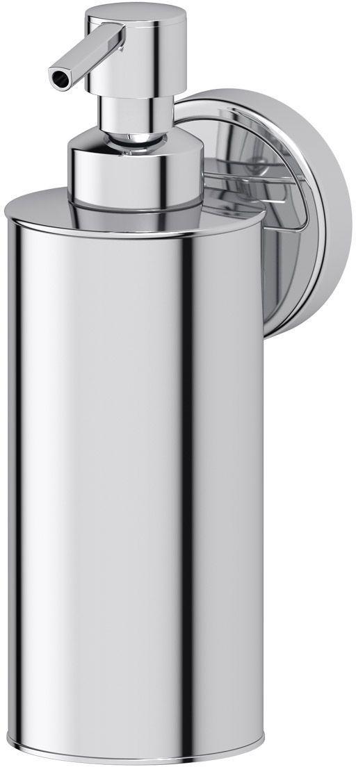Дозатор для жидкого мыла FBS Luxia. LUX 011М1790_8Дозатор для жидкого мыла FBS Luxia изготовлен из высококачественнойхромированной латуни, устойчивой к коррозии в условияхвысокой влажности в ванной комнате.Изделие крепится к стене при помощи шурупов. Классический дизайн подойдет для любогоинтерьера ванной комнаты. Аксессуары торговой марки FBS производятся на заводе ELLUX Gluck s.r.o., имеющем 20-летний опыт работы. Предприятие расположено в Злинском крае, исторически знаменитом своим промышленным потенциалом. Компоненты из всемирно известного богемского хрусталя выгодно дополняют серии аксессуаров. Широкий ассортимент, разнообразие форм, высочайшее качество исполнения и техническое совершенство продукции отвечают самым высоким требованиям. Продукция FBS представлена на российском рынке уже более 10 лет и за это время успела завоевать заслуженную популярность у покупателей, отдающих предпочтение дорогой и качественной продукции.