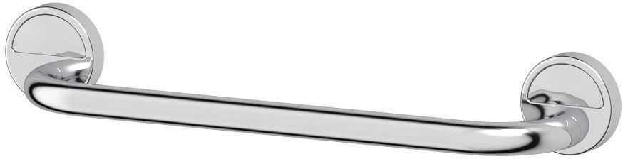 Штанга для полотенца FBS Luxia, 40 см, цвет: хром. LUX 030STA 023Аксессуары торговой марки FBS производятся на заводе ELLUX Gluck s.r.o., имеющем 20-летний опыт работы. Предприятие расположено в Злинском крае, исторически знаменитом своим промышленным потенциалом. Компоненты из всемирно известного богемского хрусталя выгодно дополняют серии аксессуаров. Широкий ассортимент, разнообразие форм, высочайшее качество исполнения и техническое?совершенство продукции отвечают самым высоким требованиям. Продукция FBS представлена на российском рынке уже более 10 лет и за это время успела завоевать заслуженную популярность у покупателей, отдающих предпочтение дорогой и качественной продукции.