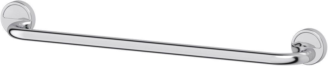 Штанга для полотенца FBS Luxia, 60 см, цвет: хром. LUX 032NOS 002Аксессуары торговой марки FBS производятся на заводе ELLUX Gluck s.r.o., имеющем 20-летний опыт работы. Предприятие расположено в Злинском крае, исторически знаменитом своим промышленным потенциалом. Компоненты из всемирно известного богемского хрусталя выгодно дополняют серии аксессуаров. Широкий ассортимент, разнообразие форм, высочайшее качество исполнения и техническое?совершенство продукции отвечают самым высоким требованиям. Продукция FBS представлена на российском рынке уже более 10 лет и за это время успела завоевать заслуженную популярность у покупателей, отдающих предпочтение дорогой и качественной продукции.