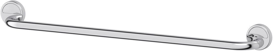 Штанга для полотенца FBS Luxia, 70 см, цвет: хром. LUX 033IND034rАксессуары торговой марки FBS производятся на заводе ELLUX Gluck s.r.o., имеющем 20-летний опыт работы. Предприятие расположено в Злинском крае, исторически знаменитом своим промышленным потенциалом. Компоненты из всемирно известного богемского хрусталя выгодно дополняют серии аксессуаров. Широкий ассортимент, разнообразие форм, высочайшее качество исполнения и техническое?совершенство продукции отвечают самым высоким требованиям. Продукция FBS представлена на российском рынке уже более 10 лет и за это время успела завоевать заслуженную популярность у покупателей, отдающих предпочтение дорогой и качественной продукции.