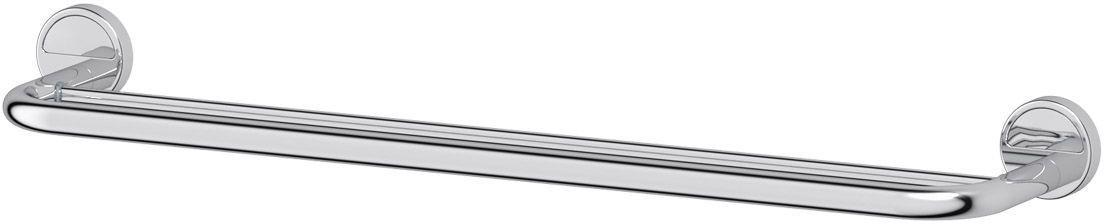 Штанга для полотенца FBS Luxia, двойная, 70 см, цвет: хром. LUX 038601612Аксессуары торговой марки FBS производятся на заводе ELLUX Gluck s.r.o., имеющем 20-летний опыт работы. Предприятие расположено в Злинском крае, исторически знаменитом своим промышленным потенциалом. Компоненты из всемирно известного богемского хрусталя выгодно дополняют серии аксессуаров. Широкий ассортимент, разнообразие форм, высочайшее качество исполнения и техническое?совершенство продукции отвечают самым высоким требованиям. Продукция FBS представлена на российском рынке уже более 10 лет и за это время успела завоевать заслуженную популярность у покупателей, отдающих предпочтение дорогой и качественной продукции.