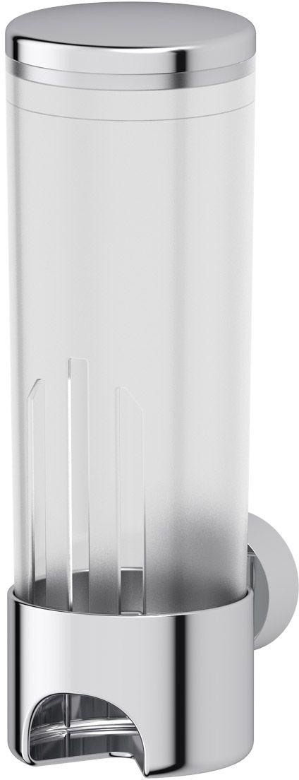 Контейнер для косметических дисков FBS Nostalgy, цвет: хром, белый. NOS 019AWE 006Аксессуары торговой марки FBS производятся на заводе ELLUX Gluck s.r.o., имеющем 20-летний опыт работы. Предприятие расположено в Злинском крае, исторически знаменитом своим промышленным потенциалом. Компоненты из всемирно известного богемского хрусталя выгодно дополняют серии аксессуаров. Широкий ассортимент, разнообразие форм, высочайшее качество исполнения и техническое?совершенство продукции отвечают самым высоким требованиям. Продукция FBS представлена на российском рынке уже более 10 лет и за это время успела завоевать заслуженную популярность у покупателей, отдающих предпочтение дорогой и качественной продукции.