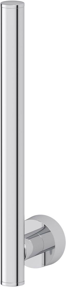 Держатель запасных рулонов туалетной бумаги FBS Nostalgy, цвет: хром. NOS 021A7022Аксессуары торговой марки FBS производятся на заводе ELLUX Gluck s.r.o., имеющем 20-летний опыт работы. Предприятие расположено в Злинском крае, исторически знаменитом своим промышленным потенциалом. Компоненты из всемирно известного богемского хрусталя выгодно дополняют серии аксессуаров. Широкий ассортимент, разнообразие форм, высочайшее качество исполнения и техническое?совершенство продукции отвечают самым высоким требованиям. Продукция FBS представлена на российском рынке уже более 10 лет и за это время успела завоевать заслуженную популярность у покупателей, отдающих предпочтение дорогой и качественной продукции.