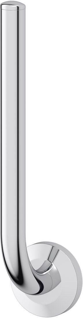 Держатель запасных рулонов туалетной бумаги FBS Standard, цвет: хром. STA 021ESP 056Аксессуары торговой марки FBS производятся на заводе ELLUX Gluck s.r.o., имеющем 20-летний опыт работы. Предприятие расположено в Злинском крае, исторически знаменитом своим промышленным потенциалом. Компоненты из всемирно известного богемского хрусталя выгодно дополняют серии аксессуаров. Широкий ассортимент, разнообразие форм, высочайшее качество исполнения и техническое?совершенство продукции отвечают самым высоким требованиям. Продукция FBS представлена на российском рынке уже более 10 лет и за это время успела завоевать заслуженную популярность у покупателей, отдающих предпочтение дорогой и качественной продукции.