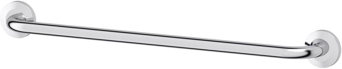 Штанга для полотенца FBS Standard, 60 см, цвет: хром. STA 032G88-85Аксессуары торговой марки FBS производятся на заводе ELLUX Gluck s.r.o., имеющем 20-летний опыт работы. Предприятие расположено в Злинском крае, исторически знаменитом своим промышленным потенциалом. Компоненты из всемирно известного богемского хрусталя выгодно дополняют серии аксессуаров. Широкий ассортимент, разнообразие форм, высочайшее качество исполнения и техническое?совершенство продукции отвечают самым высоким требованиям. Продукция FBS представлена на российском рынке уже более 10 лет и за это время успела завоевать заслуженную популярность у покупателей, отдающих предпочтение дорогой и качественной продукции.