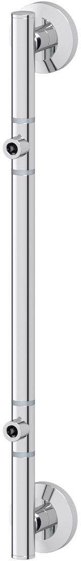 Штанга для полотенца FBS Standard, для 2-х аксессуаров, 47 см, цвет: хром. STA 077AWE 002Аксессуары торговой марки FBS производятся на заводе ELLUX Gluck s.r.o., имеющем 20-летний опыт работы. Предприятие расположено в Злинском крае, исторически знаменитом своим промышленным потенциалом. Компоненты из всемирно известного богемского хрусталя выгодно дополняют серии аксессуаров. Широкий ассортимент, разнообразие форм, высочайшее качество исполнения и техническое?совершенство продукции отвечают самым высоким требованиям. Продукция FBS представлена на российском рынке уже более 10 лет и за это время успела завоевать заслуженную популярность у покупателей, отдающих предпочтение дорогой и качественной продукции.