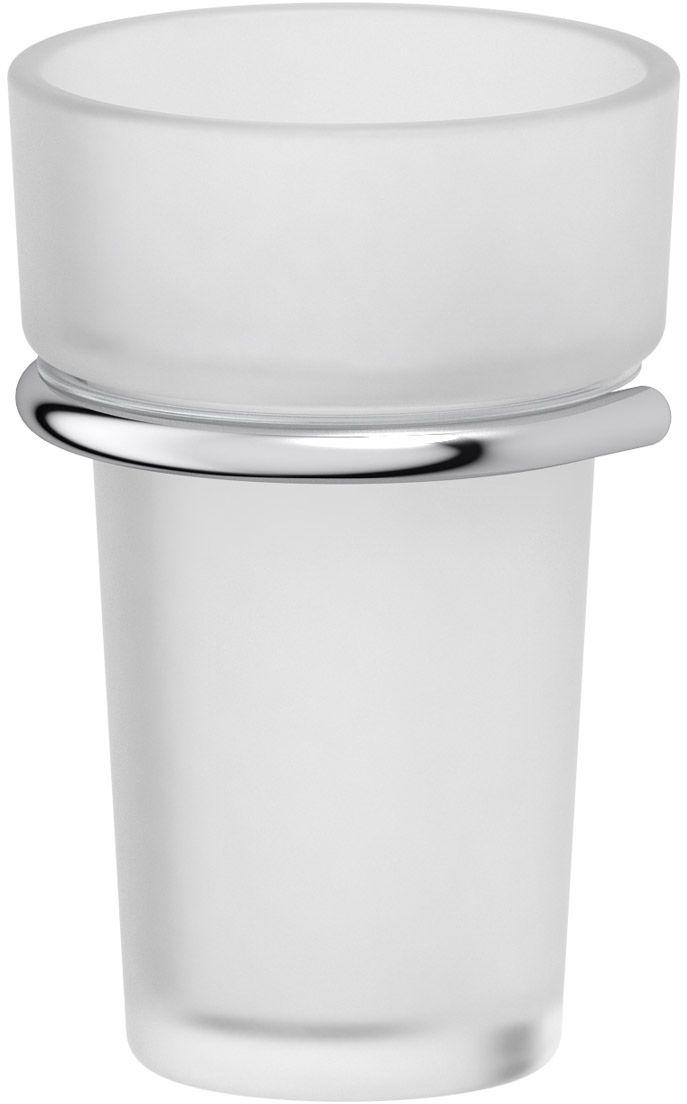 Держатель для зубных щеток со стаканом FBS Universal. UNI 025LUX 005Держатель FBS Universal со стаканом изготовлен из высококачественной латуни и хрусталя. Изделие предназначено для хранения зубных щеток и зубной пасты. Держатель крепится к стене с помощью саморезов (входят в комплект).Аксессуары торговой марки FBS производятся на заводе ELLUX Gluck s.r.o., имеющем 20-летний опыт работы. Предприятие расположено в Злинском крае, исторически знаменитом своим промышленным потенциалом. Компоненты из всемирно известного богемского хрусталя выгодно дополняют серии аксессуаров. Широкий ассортимент, разнообразие форм, высочайшее качество исполнения и техническое совершенство продукции отвечают самым высоким требованиям. Продукция FBS представлена на российском рынке уже более 10 лет и за это время успела завоевать заслуженную популярность у покупателей, отдающих предпочтение дорогой и качественной продукции.