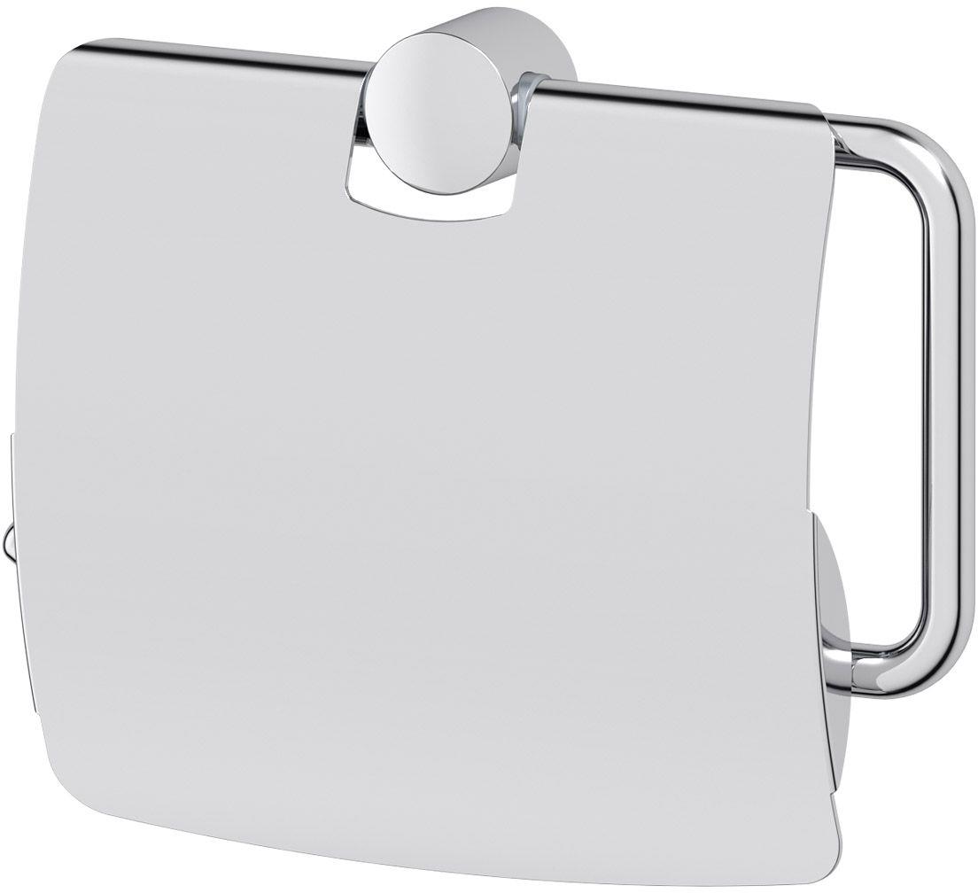 Держатель туалетной бумаги с крышкой для штанги FBS Universal, цвет: хром. UNI 04822230433Аксессуары торговой марки FBS производятся на заводе ELLUX Gluck s.r.o., имеющем 20-летний опыт работы. Предприятие расположено в Злинском крае, исторически знаменитом своим промышленным потенциалом. Компоненты из всемирно известного богемского хрусталя выгодно дополняют серии аксессуаров. Широкий ассортимент, разнообразие форм, высочайшее качество исполнения и техническое?совершенство продукции отвечают самым высоким требованиям. Продукция FBS представлена на российском рынке уже более 10 лет и за это время успела завоевать заслуженную популярность у покупателей, отдающих предпочтение дорогой и качественной продукции.