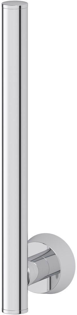 Держатель запасных рулонов туалетной бумаги FBS Vizovice, цвет: хром. VIZ 02122230413Аксессуары торговой марки FBS производятся на заводе ELLUX Gluck s.r.o., имеющем 20-летний опыт работы. Предприятие расположено в Злинском крае, исторически знаменитом своим промышленным потенциалом. Компоненты из всемирно известного богемского хрусталя выгодно дополняют серии аксессуаров. Широкий ассортимент, разнообразие форм, высочайшее качество исполнения и техническое?совершенство продукции отвечают самым высоким требованиям. Продукция FBS представлена на российском рынке уже более 10 лет и за это время успела завоевать заслуженную популярность у покупателей, отдающих предпочтение дорогой и качественной продукции.