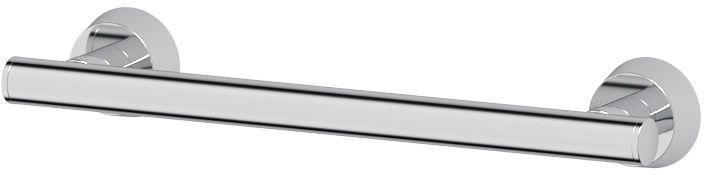 Штанга для полотенца FBS Vizovice, 30 см, цвет: хром. VIZ 029ESP 022Аксессуары торговой марки FBS производятся на заводе ELLUX Gluck s.r.o., имеющем 20-летний опыт работы. Предприятие расположено в Злинском крае, исторически знаменитом своим промышленным потенциалом. Компоненты из всемирно известного богемского хрусталя выгодно дополняют серии аксессуаров. Широкий ассортимент, разнообразие форм, высочайшее качество исполнения и техническое?совершенство продукции отвечают самым высоким требованиям. Продукция FBS представлена на российском рынке уже более 10 лет и за это время успела завоевать заслуженную популярность у покупателей, отдающих предпочтение дорогой и качественной продукции.