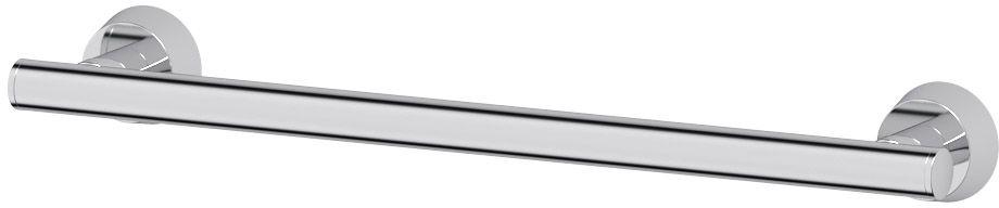 Штанга для полотенца FBS Vizovice, 40 см, цвет: хром. VIZ 030250930661Аксессуары торговой марки FBS производятся на заводе ELLUX Gluck s.r.o., имеющем 20-летний опыт работы. Предприятие расположено в Злинском крае, исторически знаменитом своим промышленным потенциалом. Компоненты из всемирно известного богемского хрусталя выгодно дополняют серии аксессуаров. Широкий ассортимент, разнообразие форм, высочайшее качество исполнения и техническое?совершенство продукции отвечают самым высоким требованиям. Продукция FBS представлена на российском рынке уже более 10 лет и за это время успела завоевать заслуженную популярность у покупателей, отдающих предпочтение дорогой и качественной продукции.