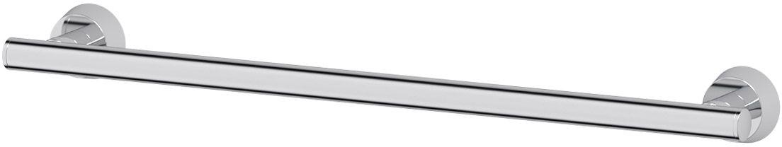 Штанга для полотенца FBS Vizovice, 50 см, цвет: хром. VIZ 03156442_дельфинАксессуары торговой марки FBS производятся на заводе ELLUX Gluck s.r.o., имеющем 20-летний опыт работы. Предприятие расположено в Злинском крае, исторически знаменитом своим промышленным потенциалом. Компоненты из всемирно известного богемского хрусталя выгодно дополняют серии аксессуаров. Широкий ассортимент, разнообразие форм, высочайшее качество исполнения и техническое?совершенство продукции отвечают самым высоким требованиям. Продукция FBS представлена на российском рынке уже более 10 лет и за это время успела завоевать заслуженную популярность у покупателей, отдающих предпочтение дорогой и качественной продукции.