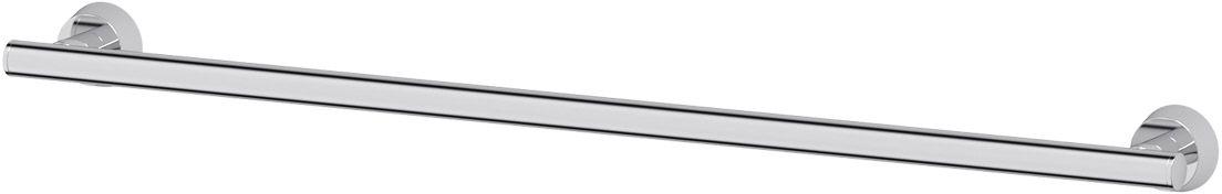 Штанга для полотенца FBS Vizovice, 70 см, цвет: хром. VIZ 033VIZ 027Аксессуары торговой марки FBS производятся на заводе ELLUX Gluck s.r.o., имеющем 20-летний опыт работы. Предприятие расположено в Злинском крае, исторически знаменитом своим промышленным потенциалом. Компоненты из всемирно известного богемского хрусталя выгодно дополняют серии аксессуаров. Широкий ассортимент, разнообразие форм, высочайшее качество исполнения и техническое?совершенство продукции отвечают самым высоким требованиям. Продукция FBS представлена на российском рынке уже более 10 лет и за это время успела завоевать заслуженную популярность у покупателей, отдающих предпочтение дорогой и качественной продукции.