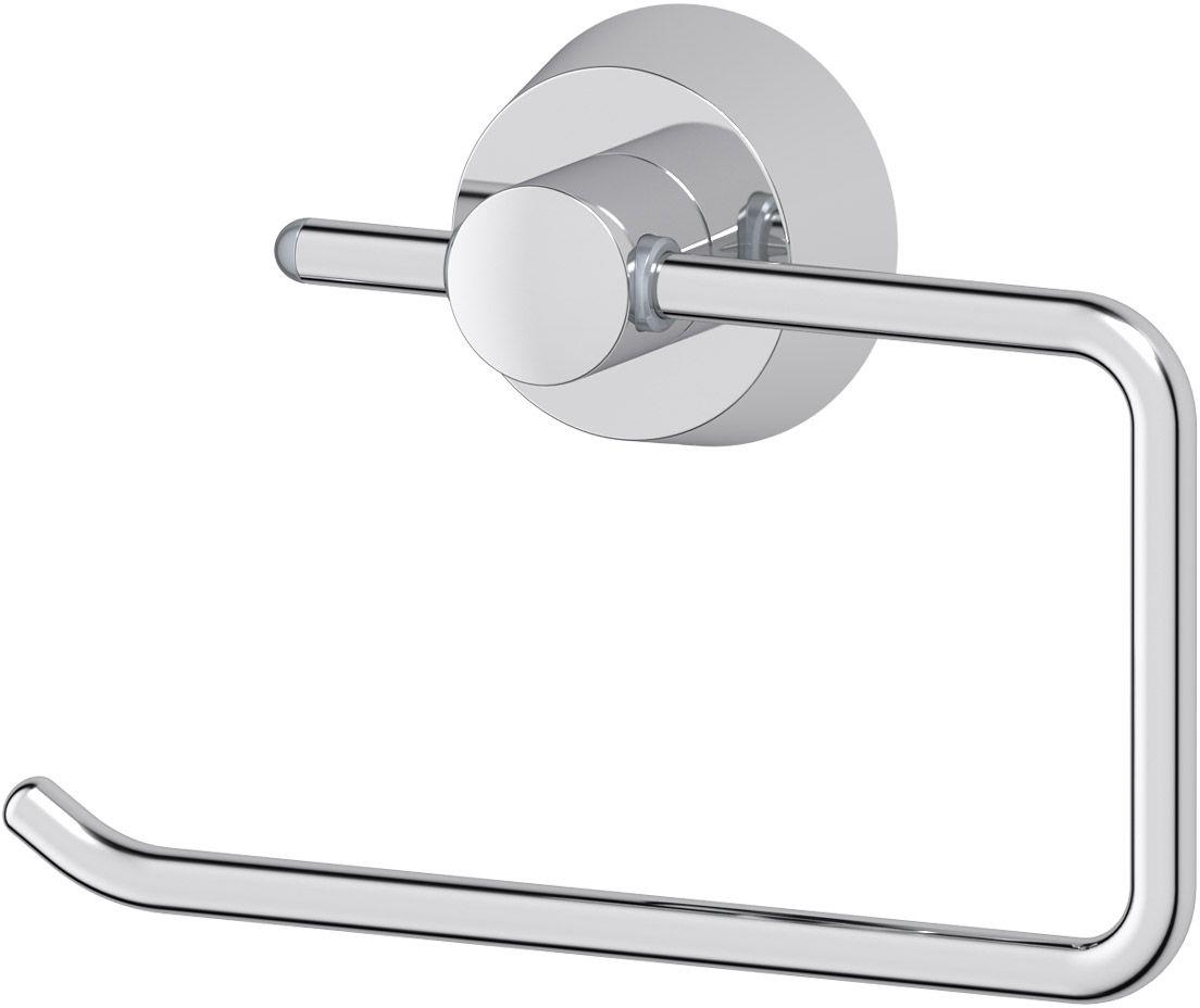 Держатель для туалетной бумаги FBS Vizovice. VIZ 05622010410Держатель для туалетной бумаги FBS Vizovice изготовлен из высококачественнойхромированной латуни.Классический дизайн подойдет для любого интерьера туалетной комнаты. Размер держателя: 14 х 9,6 х 3,9 см. Аксессуары торговой марки FBS производятся на заводе ELLUX Gluck s.r.o., имеющем 20-летний опыт работы. Предприятие расположено в Злинском крае, исторически знаменитом своим промышленным потенциалом. Компоненты из всемирно известного богемского хрусталя выгодно дополняют серии аксессуаров. Широкий ассортимент, разнообразие форм, высочайшее качество исполнения и техническое совершенство продукции отвечают самым высоким требованиям. Продукция FBS представлена на российском рынке уже более 10 лет и за это время успела завоевать заслуженную популярность у покупателей, отдающих предпочтение дорогой и качественной продукции.