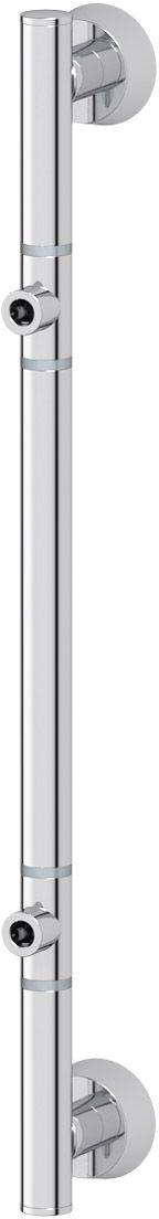 Штанга для полотенца FBS Vizovice, для 2-х аксессуаров, 47 см, цвет: хром. VIZ 077AWE 002Аксессуары торговой марки FBS производятся на заводе ELLUX Gluck s.r.o., имеющем 20-летний опыт работы. Предприятие расположено в Злинском крае, исторически знаменитом своим промышленным потенциалом. Компоненты из всемирно известного богемского хрусталя выгодно дополняют серии аксессуаров. Широкий ассортимент, разнообразие форм, высочайшее качество исполнения и техническое?совершенство продукции отвечают самым высоким требованиям. Продукция FBS представлена на российском рынке уже более 10 лет и за это время успела завоевать заслуженную популярность у покупателей, отдающих предпочтение дорогой и качественной продукции.
