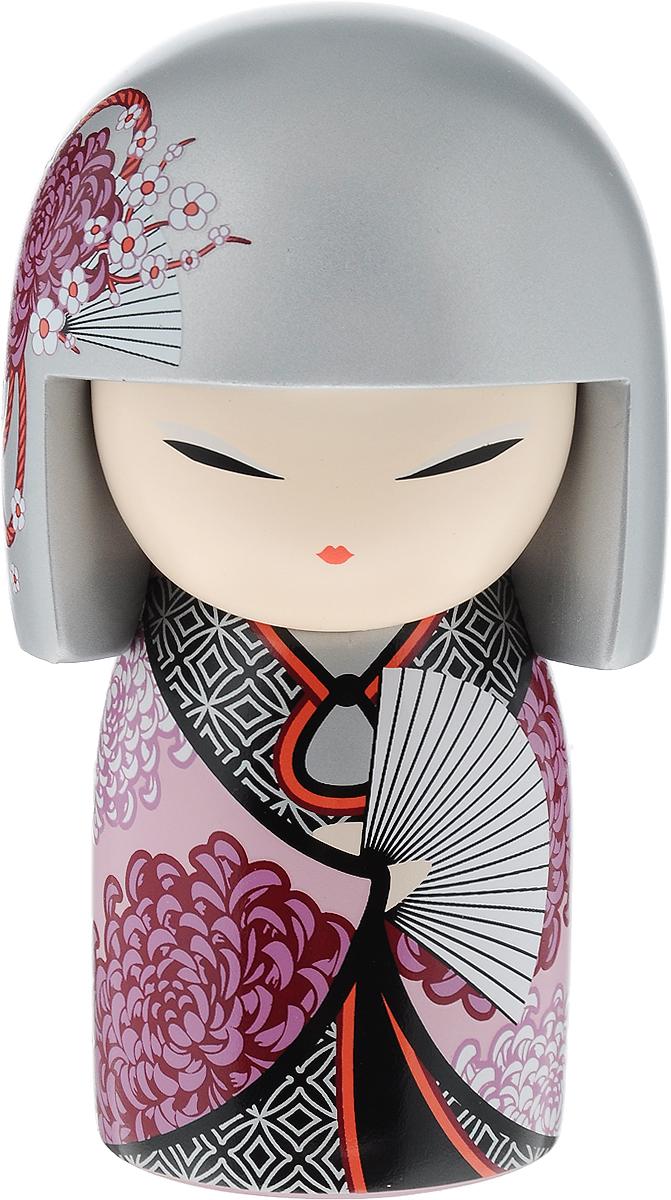 Кукла-талисман Kimmidoll Кичи (Удача). TGKFL108700068Привет, меня зовут Кичи!Я талисман удачи!Мой дух любопытный и авантюрный.Бросая вызов себе и открывая новые горизонты, вы раскрываете мой дух. Почувствуйте силу моего духа для достижения новых целей и открытия больших возможностей. Это традиционная японская кукла- Кокеши! (японская матрешка). Дарится в знак дружбы, симпатии, любви или по поводу какого-либо приятного события! Считается, что это не только приятный сувенир, но и талисман, который приносит удачу в делах, благополучие в доме и гармонию в душе!
