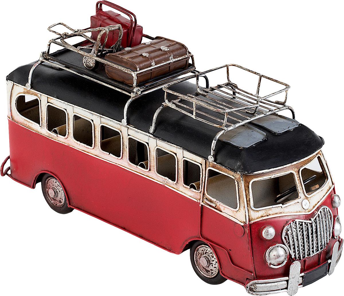 Модель Platinum Автобус. 1404E-4239JP-37/ 8Модель Platinum Автобус, выполненная из металла, станет оригинальным украшением вашего интерьера. Вы можете поставить модель автобуса в любом месте, где она будет удачно смотреться.Качество исполнения, точные детали и оригинальный дизайн выделяют эту модель среди ряда подобных. Модель займет достойное место в вашей коллекции, а также приятно удивит получателя в качестве стильного сувенира.