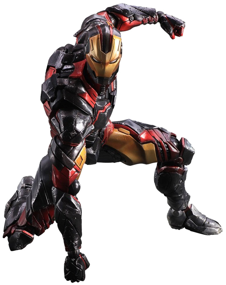 Marvel. Фигурка Variant Play Arts Kai Iron Man 27 см balluff proximity switch sensor bes 516 383 eo c pu 05 new high quality one year warranty